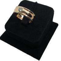 Обручальное кольцо с бриллиантом                                                                                                                                                                                                                                                                                                                 с